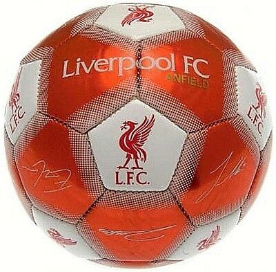 Liverpool FC Skill Ball Signature Taille 1 Official Merchandise-Neuf