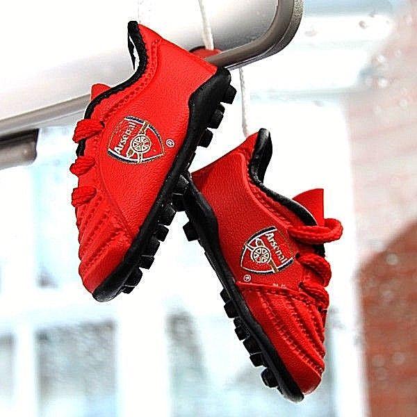 West Ham FC Official Football Boots Car Mirror Hanger